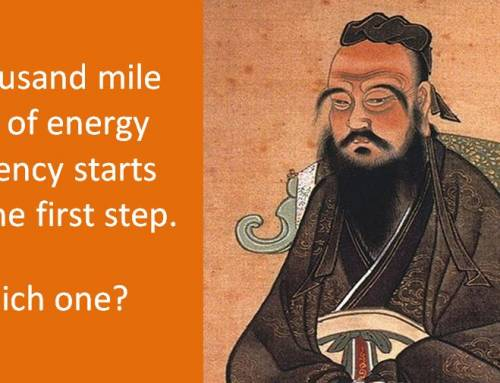 How can ancient Chinese proverb help energy manager?
