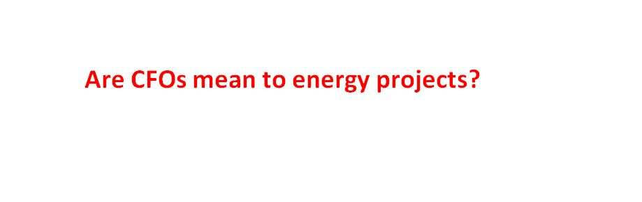 Energy efficiency, energy project, risks of energy projects