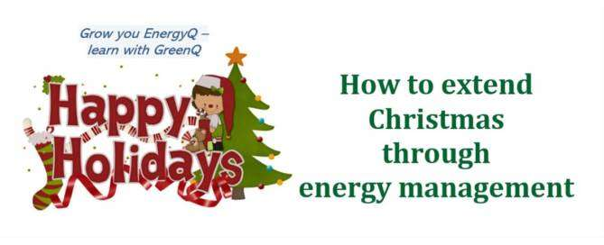 Cover to post How to extend Christmas through energy management