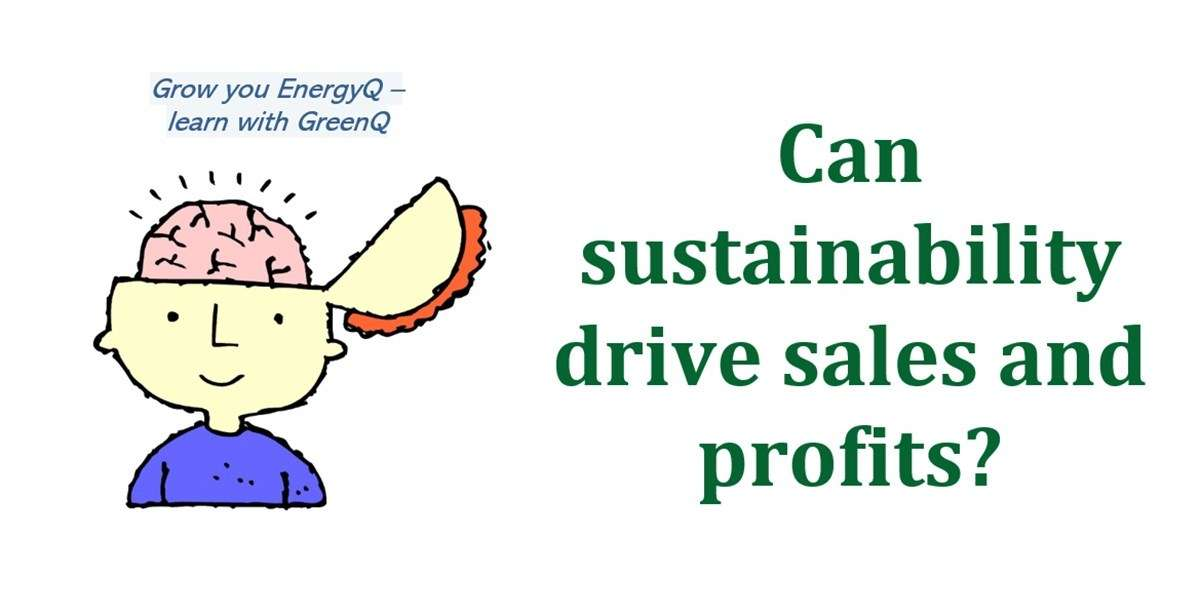 Cover image for post: Can sustainability drive sales and profits