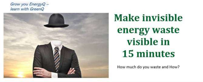 Cover image to post Make invisible energy waste visible in 15 minutes